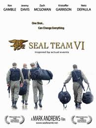 newbie to SEAL Team VI,