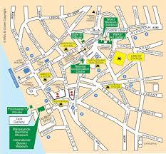 liverpool city centre map