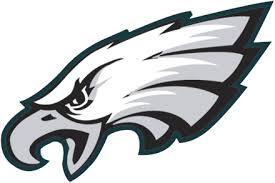 eagles football logos