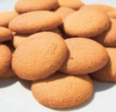 polvorones de naranja