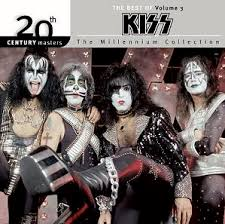 kiss 20th century masters
