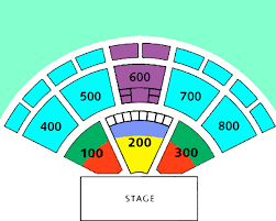 meadows seating chart