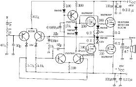 power audio amplifiers