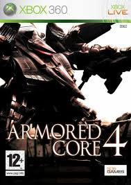 armored core 4 360