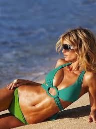 bathing suit model