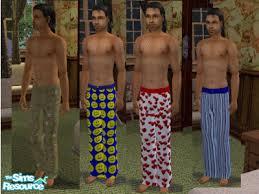 funky pajamas