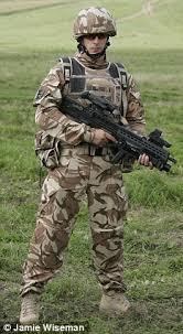 british army gear