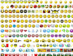 emoticonos de messenger