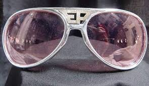 elvis tcb sunglasses