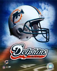 Miami Dolphins Helmet Logo