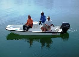 boat for fishing