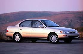 all new corolla 96