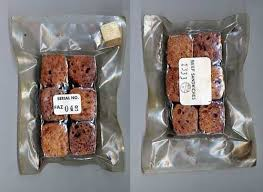 astronaut space food