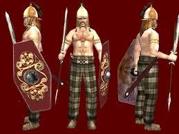 celtic warrior clothing