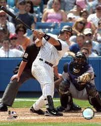 jorge posada photos