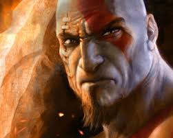 kratos face