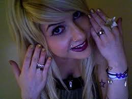 acrylic nail glitter