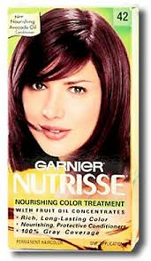 garnier hair dye colors