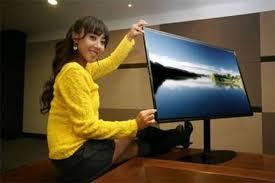 old samsung tv
