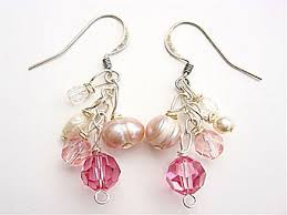 earring beaded