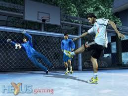 fifa street soccer ps2