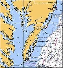 chesapeake bay area map