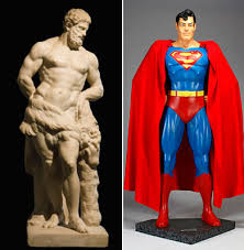 lifesize superman