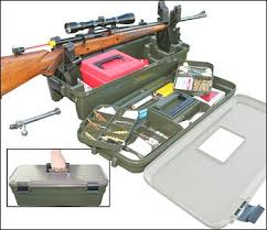 gun cleaning boxes