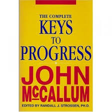 keys to progress McCallum