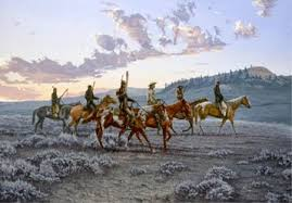 western art paintings
