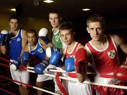 irish boxing shorts