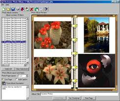 photo album softwares