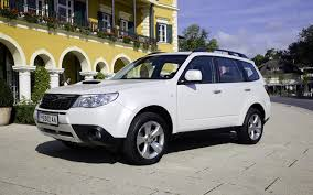 2010 forester