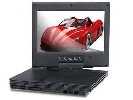 monitor playstation 2