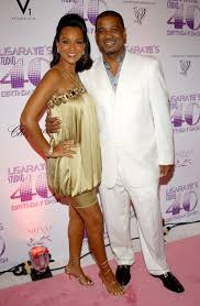 am separated from LisaRaye