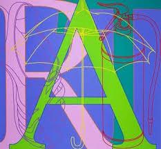 michael craig martin paintings