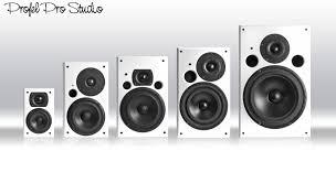 pro studio speaker