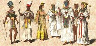ancient egypt clothing pictures