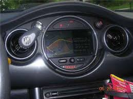 mini cooper cd player