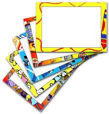 frame for kids
