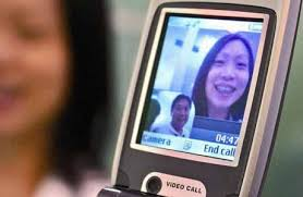 mobile video call