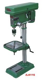 metal drill press