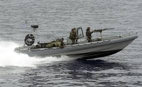 military patrol boats