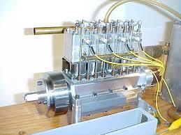 model gas engine