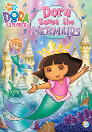 dora the explorer saves the mermaids
