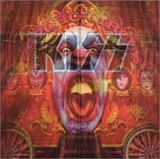 kiss psycho circus album