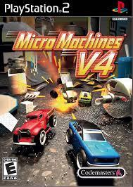 micro machines playstation