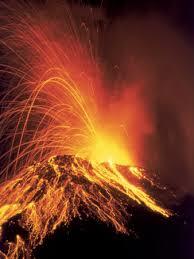 eruption volcanic