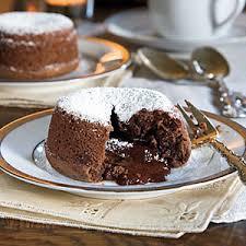 mocha cakes