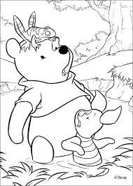 dibujos para colorear de pooh